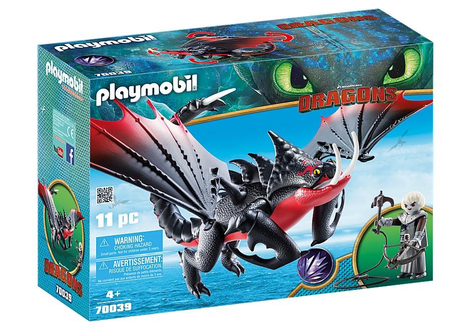 Playmobil Dragons - Dödsbringaren med Grimmel