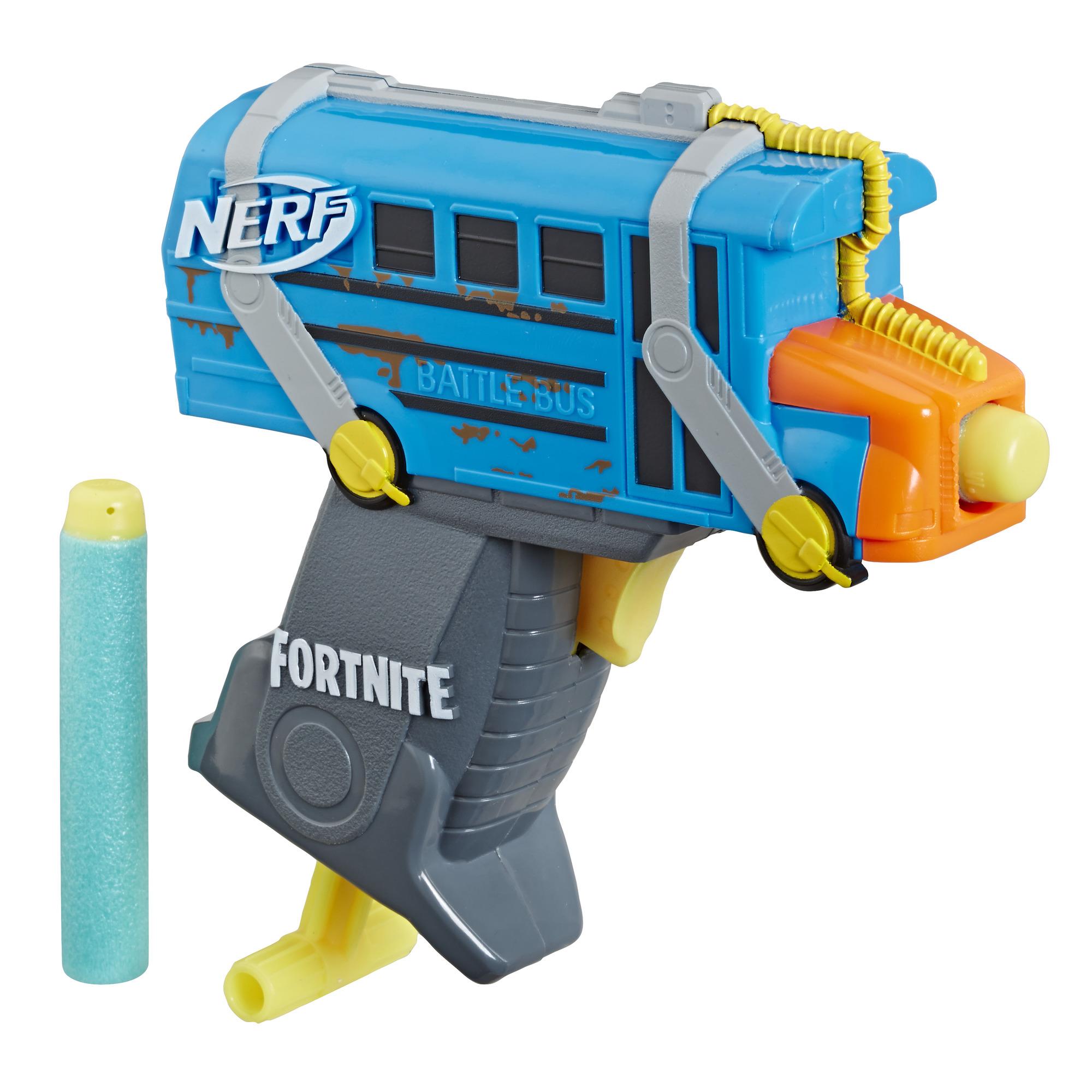 Nerf, Fortnite Microshot Battle Bus