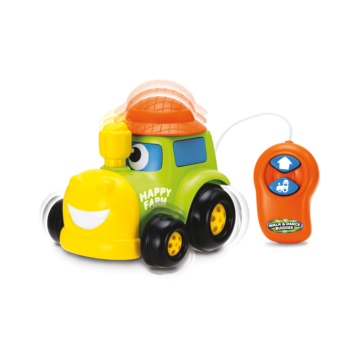 KID, Lek o lär fordon sladdstyrd