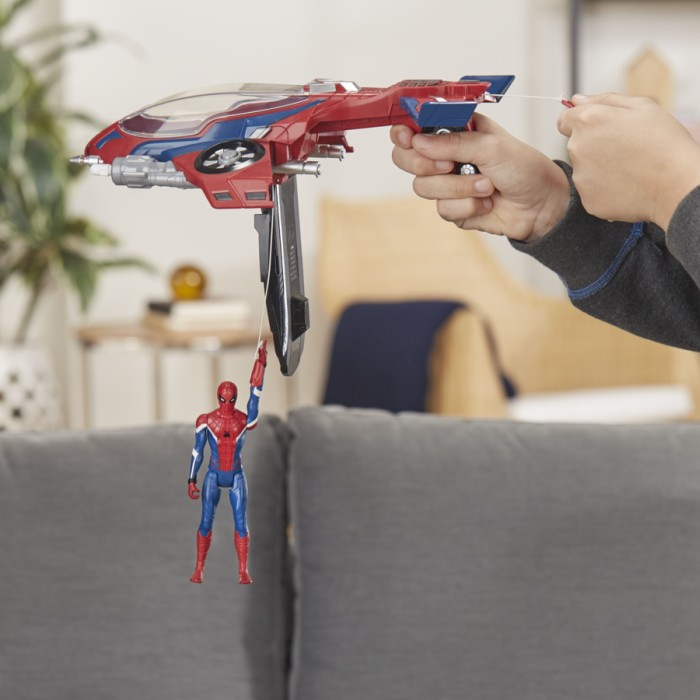 Spiderman - Far From Home Spider-Jet