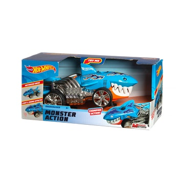 Hot Wheels, Extreme Action