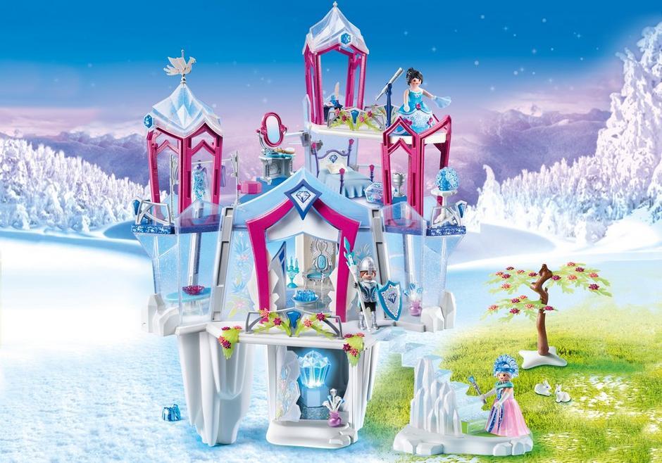 Playmobil, Magic - Skinande kristallpalats
