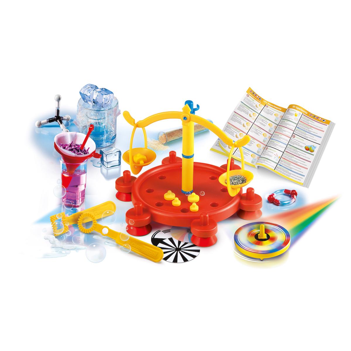 Science & Play, Utforska med Experimentlåda