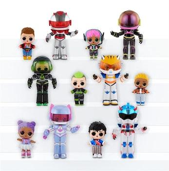 L.O.L. Surprise, Boys Arcade Heroes