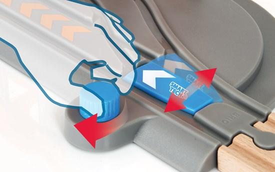 BRIO, Smart Tech Smart tågtvätt