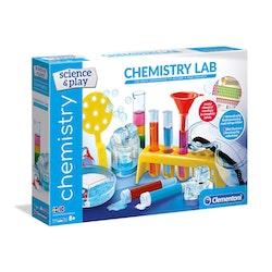 Science & Play, Utforska Kemi med Lab