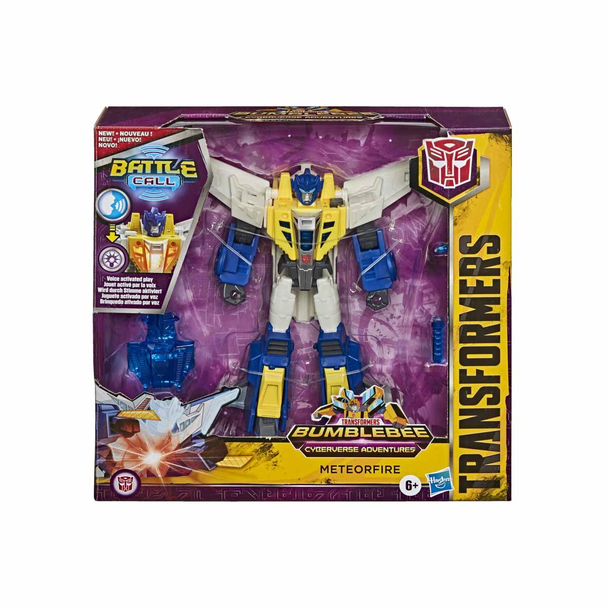 Transformers, Cyberverse Battle Call Troops