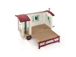 Schleich, 42415 Horse Club - Ridklubbens lyxiga husvagn