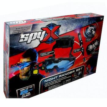 SpyX, Night Ranger set, 4 delar