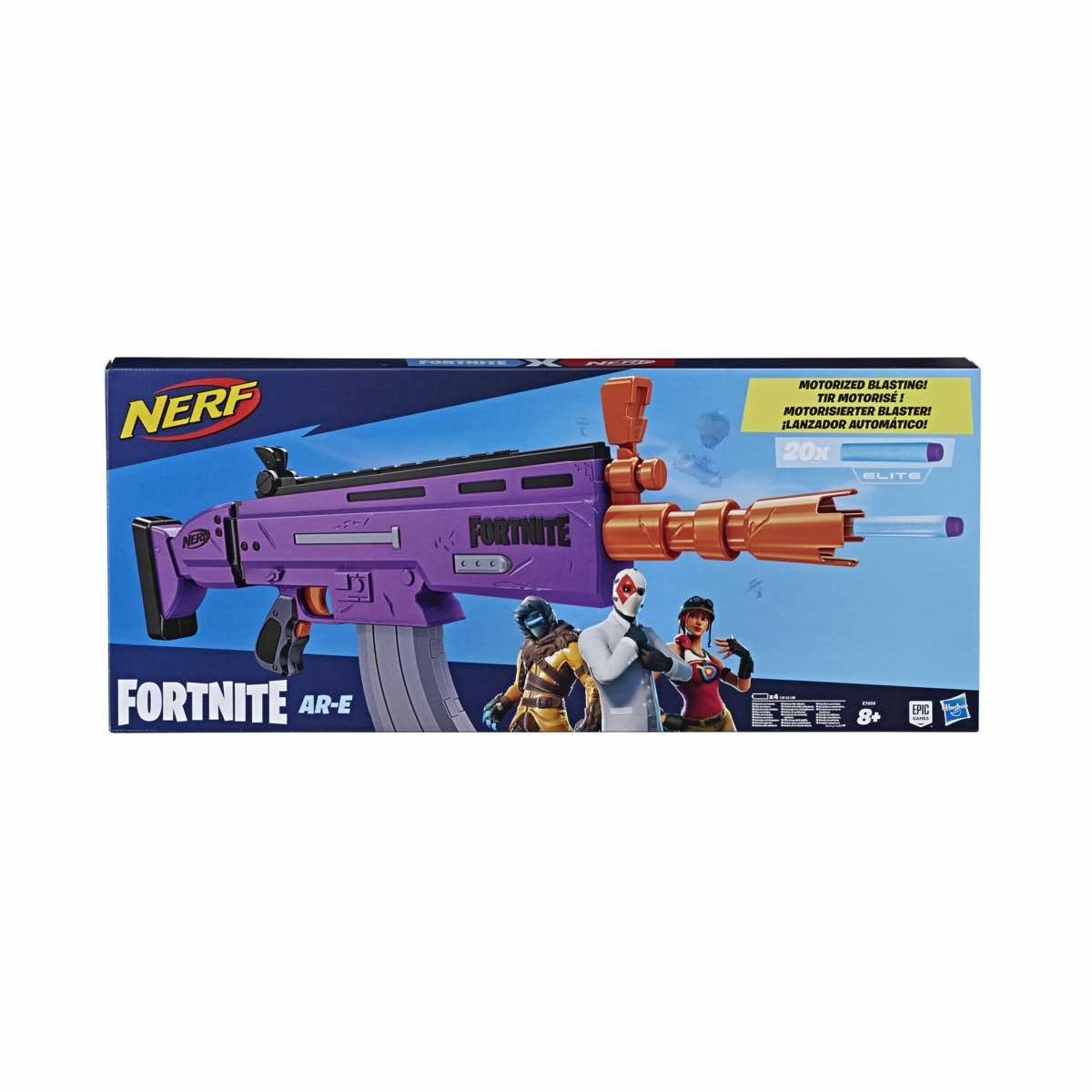 NERF, Fortnite AR-E