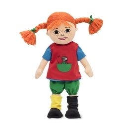 Pippi Taldocka i tyg