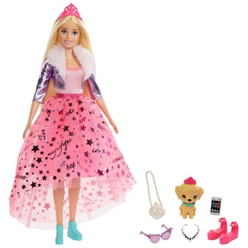 Barbie, Princess Adventure Deluxe Princess - Barbie