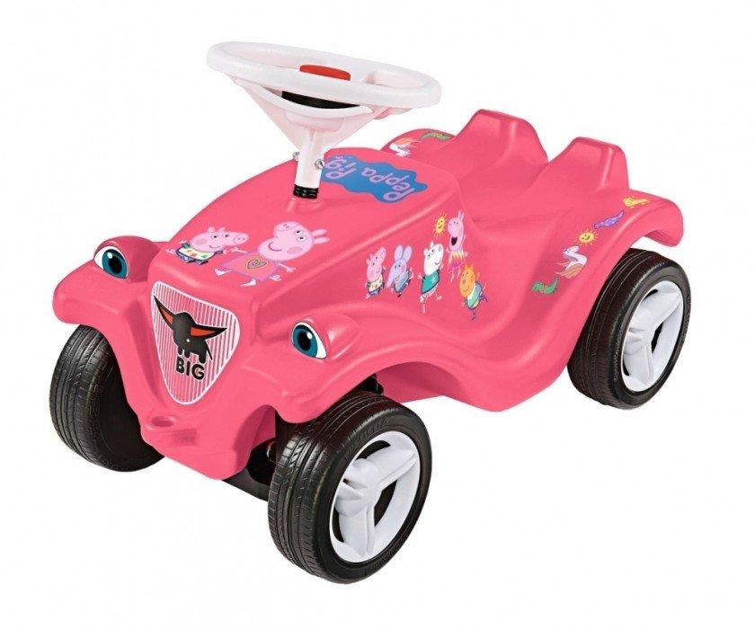 BIG Bobby Car, Greta Gris Limited edition (Rosa)