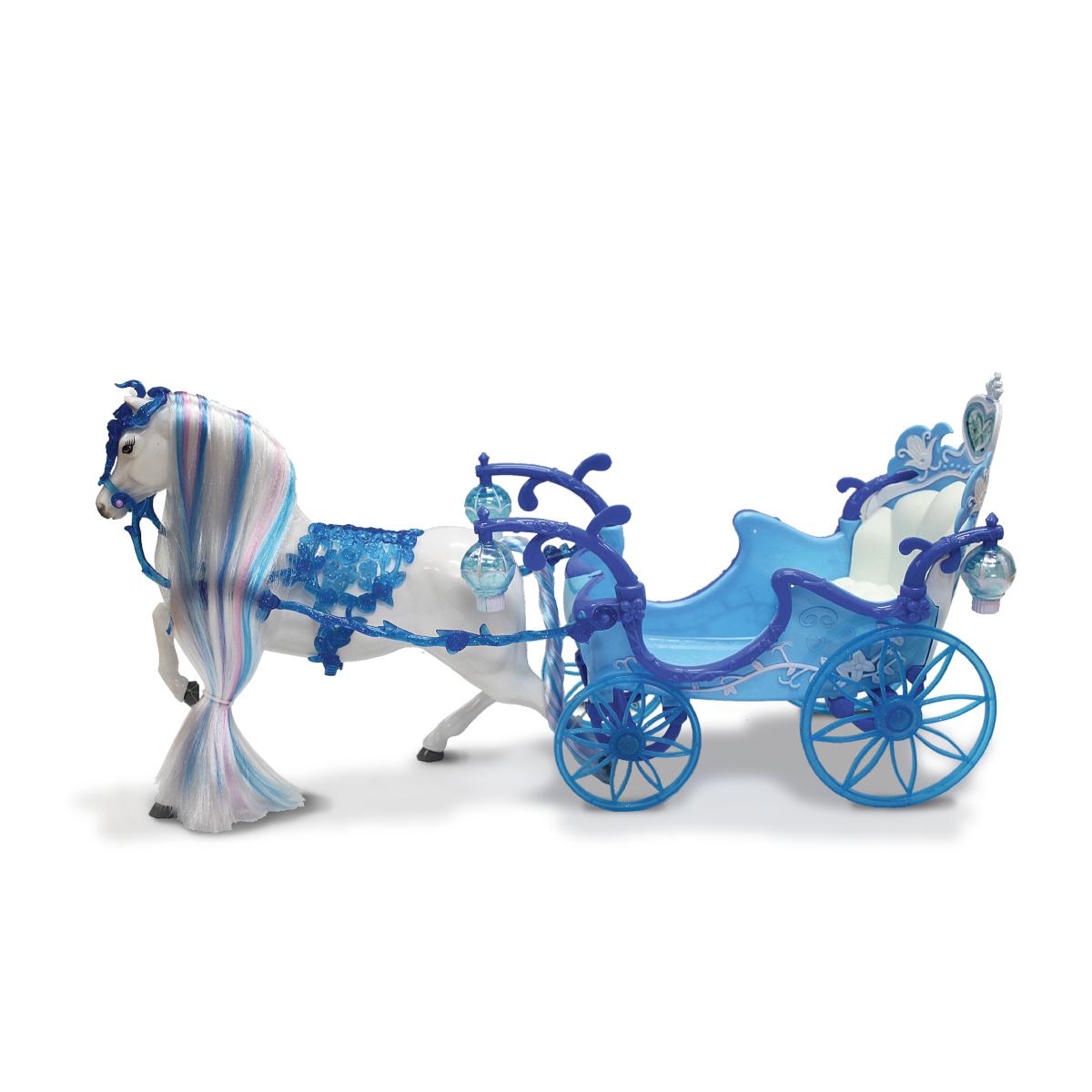 Crystals, Vinterparadis Häst med vagn