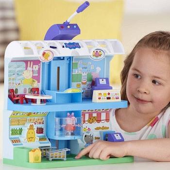 Greta Gris, Shopping Playset