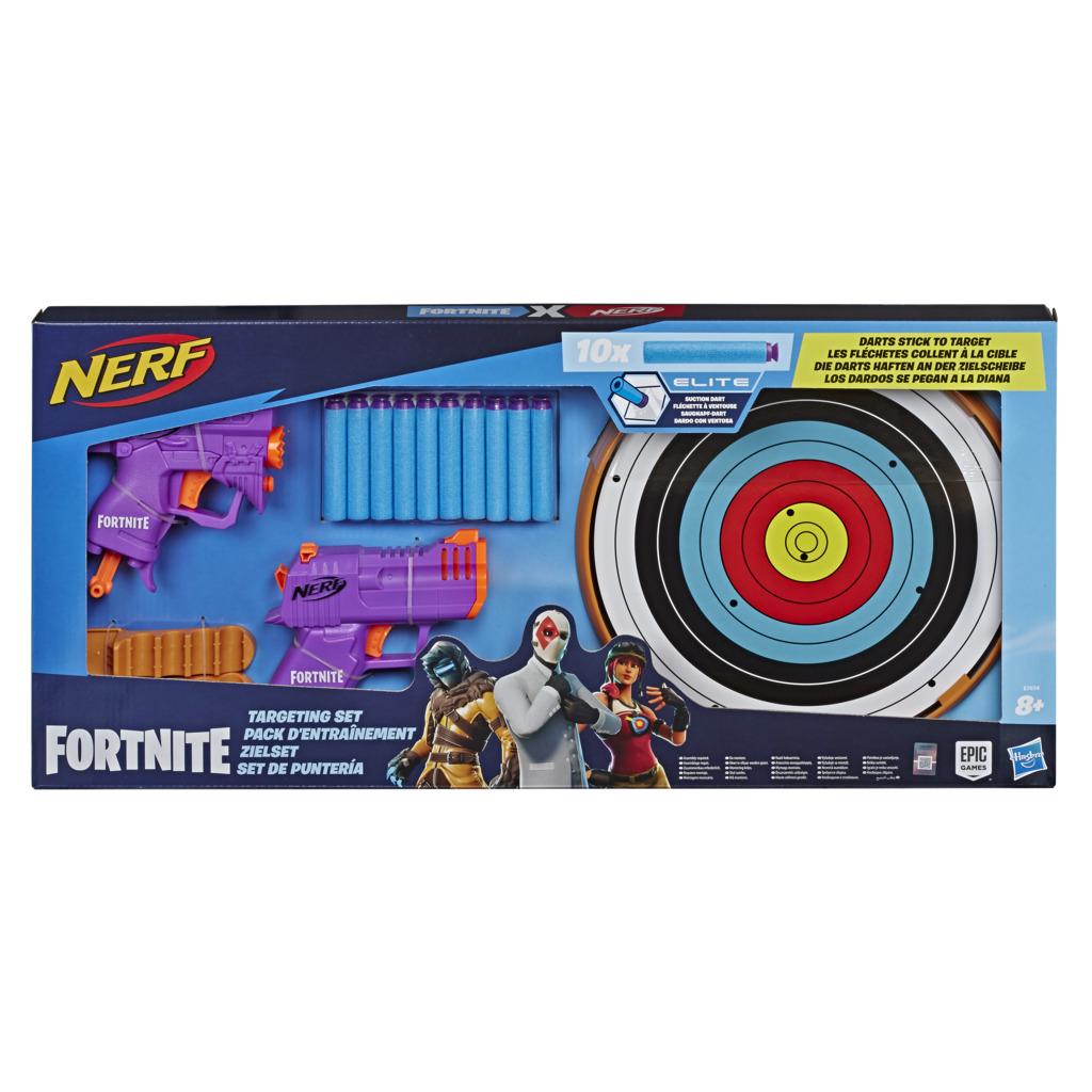 NERF, Fortnite Targeting set