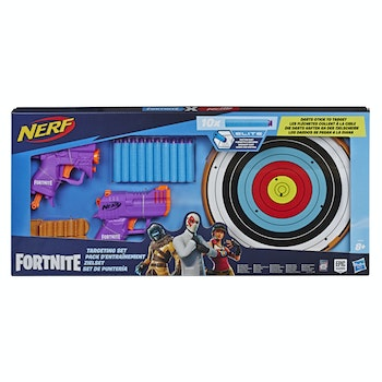 NERF, Fortnite Targeting set