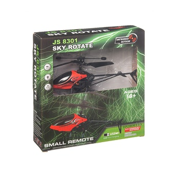 Fusion, R/C Helikopter 2CH