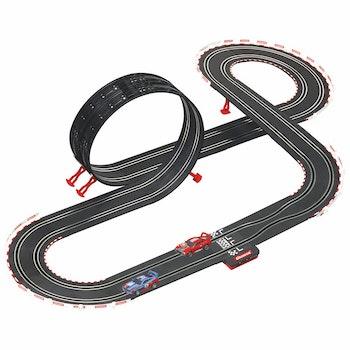 Carrera Go, Bilbana Smoking Tires med loop 4,9 meter