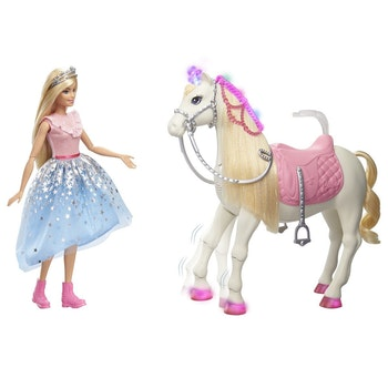 Barbie, Princess Adventure Feature Horse