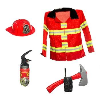Brandmansdräkt