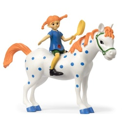 Pippi Långstrump - Pippi och Lilla Gubben figurset