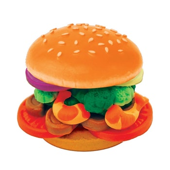 Crea Dough, Burger Set