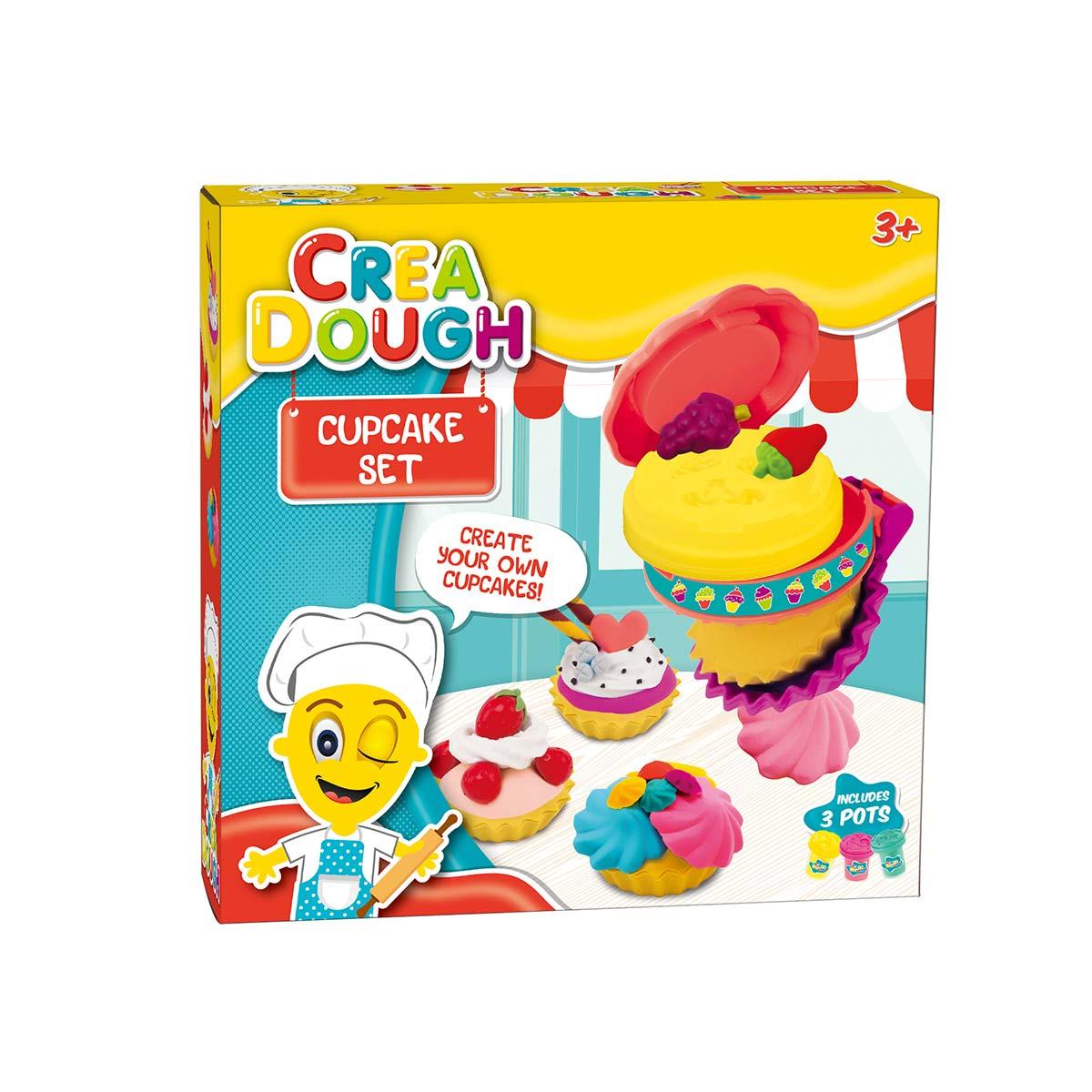 Crea Dough, Cupcake Set
