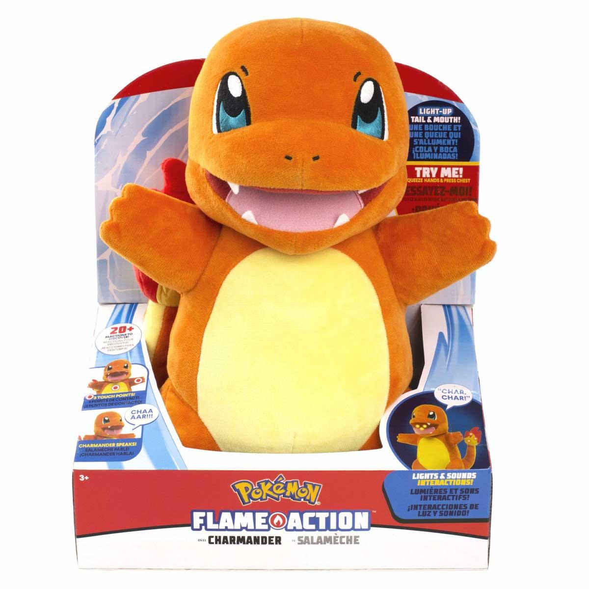 Pokémon, Flame Action Charmander