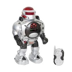 Hi-Tech, Space Fighter, Robot med skjutande tefat