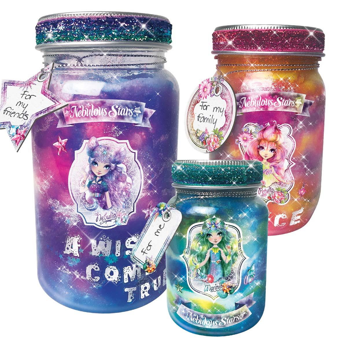 Nebulous Stars, Galaxy Wish Jars