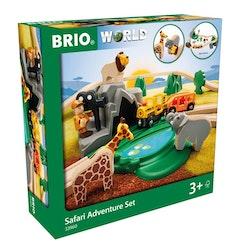 BRIO - Safari 33960 Safaritågset