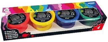 Kärnan, Fingerfärger 4-pack