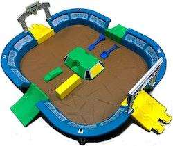 Monster Jam - Monster Dirt Arena Playset
