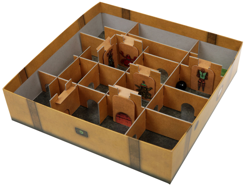 Labyrint, Spel 3.0