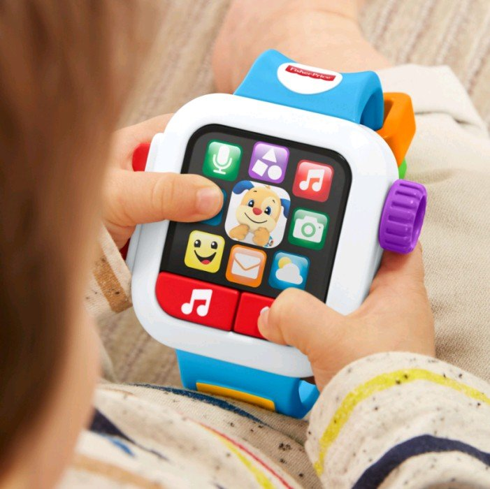 Fisher-Price, Laugh and Learn Smart Watch SE