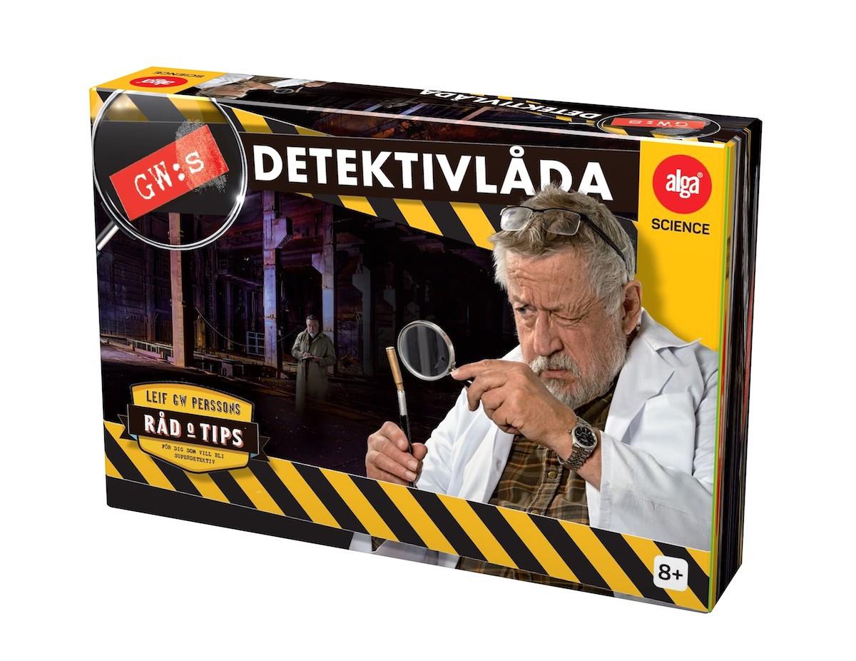 Alga - GW:s detektivlåda