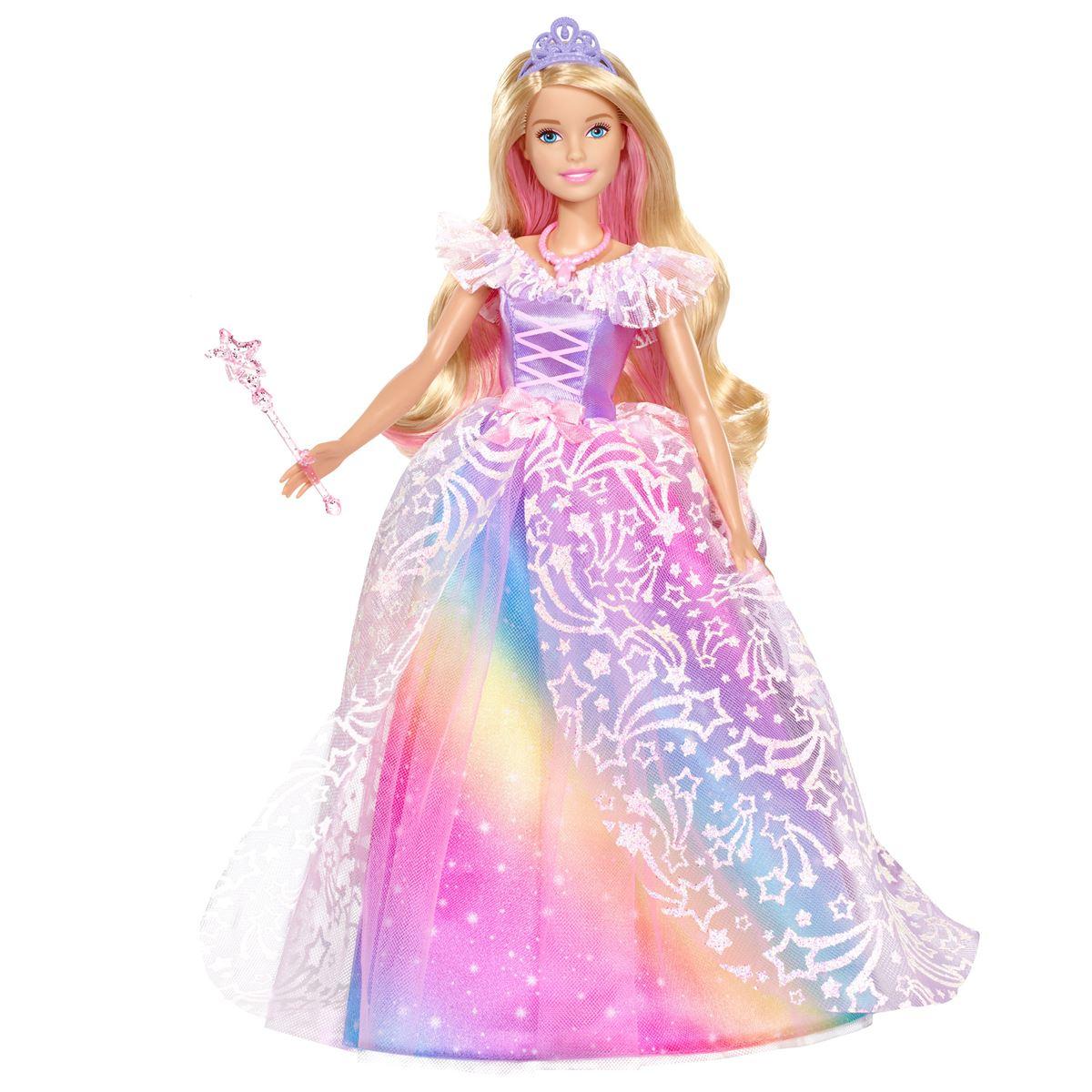 Barbie - Dreamtopia Prinsessa på kunglig bal