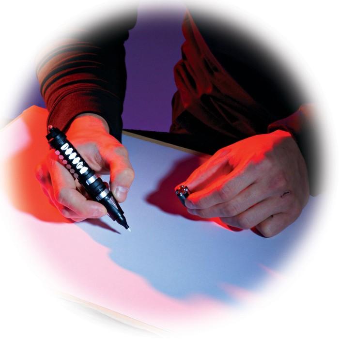SpyX, Invisible ink pen