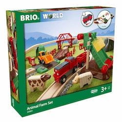 BRIO, Animal Farm Set