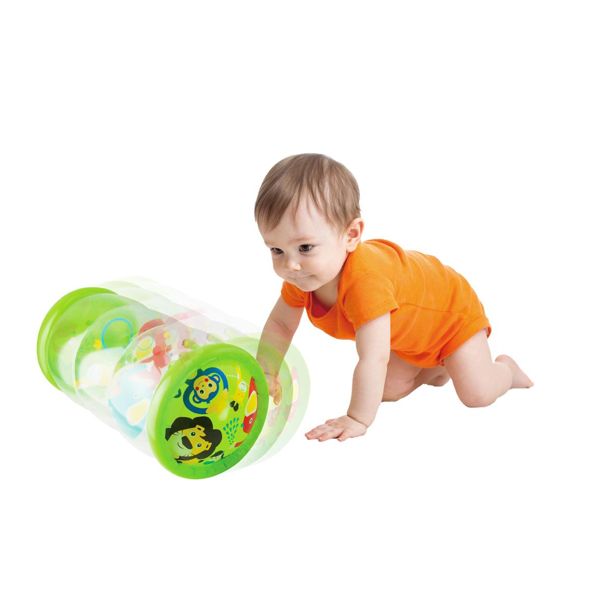 KID, Bollbana i uppblåsbar cylinder