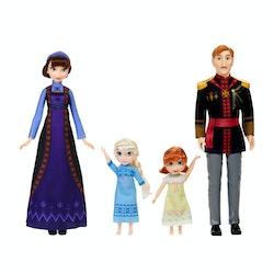 Frost 2 Arendelle Royal Family