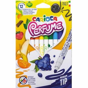 Carioca, Doftfiberpennor