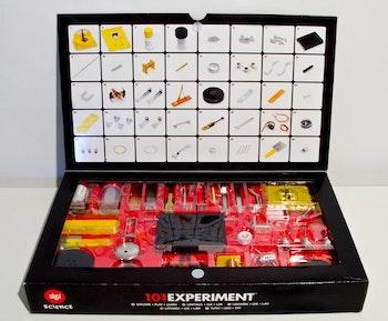 Alga, 101 Experiment