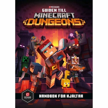 Minecraft, Guideboken Till Dungeons