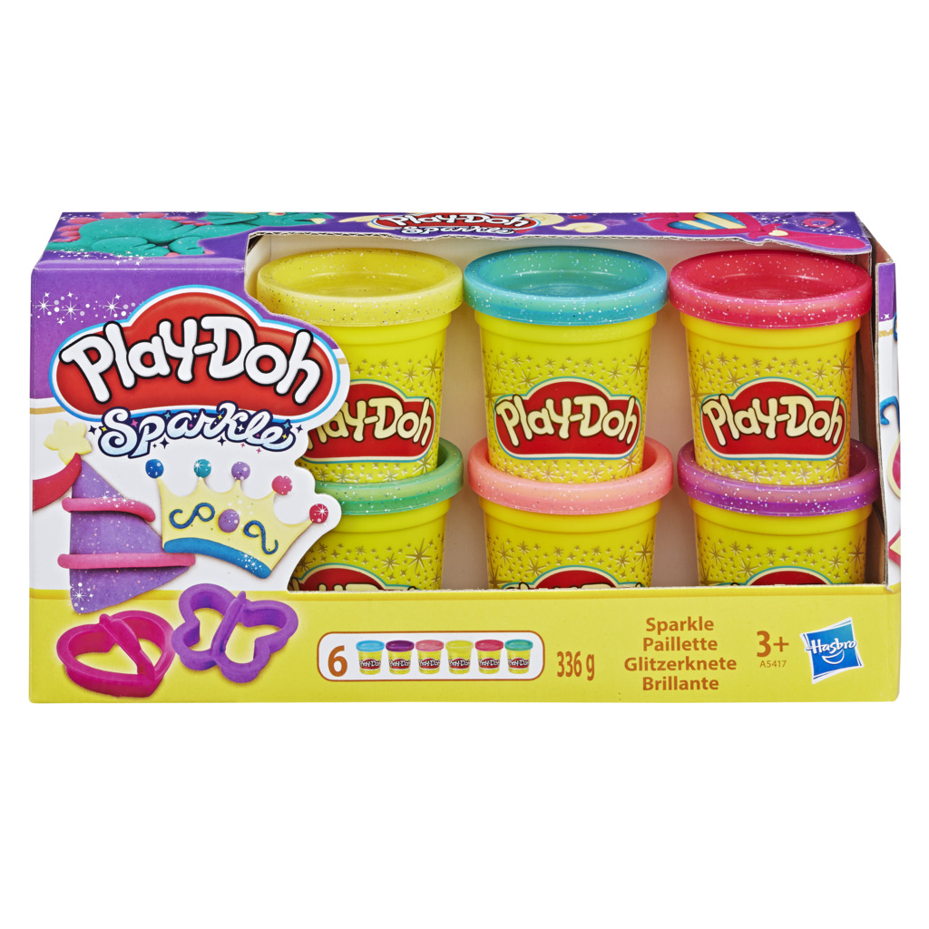 Play-Doh, Sparkle Compound Collection