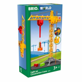 BRIO, Light up Construction Crane