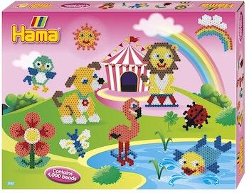 Hama - Midi Gift box Circus 4000 pcs