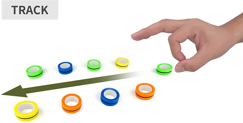 Skills, Magnetiska ringar