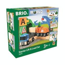 BRIO, Lift & Load 33878 Startset